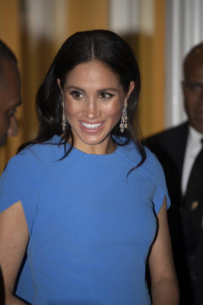 Duchess of Sussex picks Indian designer Butani's earrings for Fiji visit