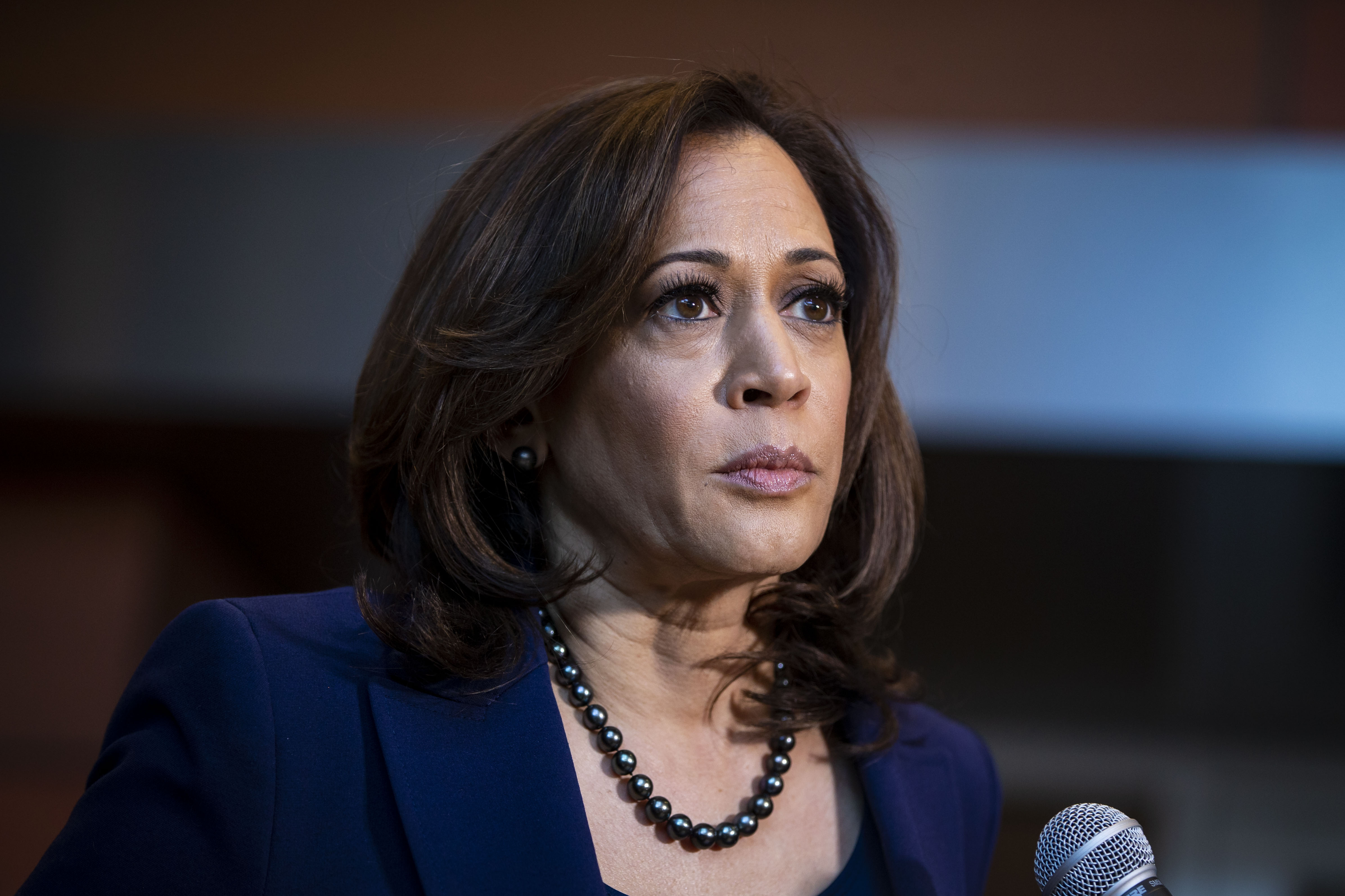Kamala Harris endorses Biden, who she previously bashed for 'segregationist' busing views