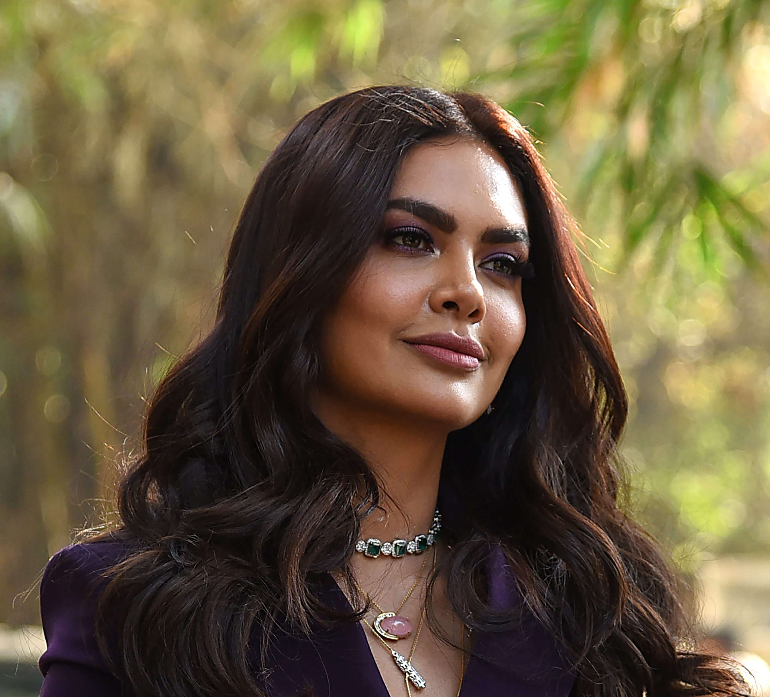 Bollywood actress Esha Gupta  (Photo: STR/AFP/Getty Images)