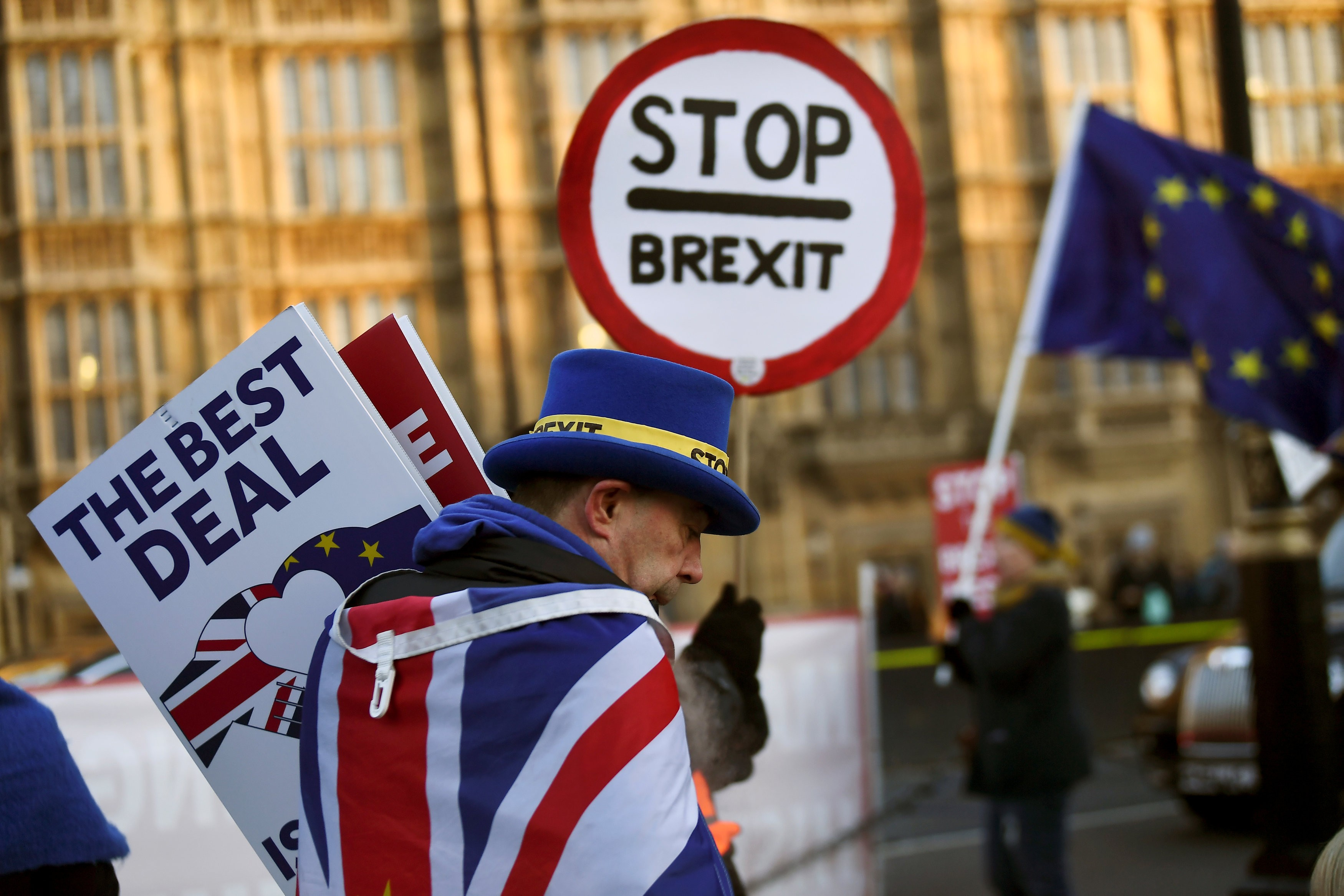 BREXIT BLUES: The government still can't come to a decider over leaving the European Union