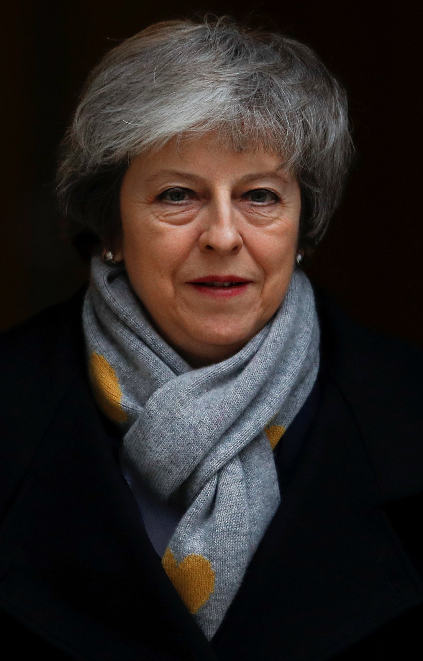 Britain's prime minister Theresa May  (Photo: REUTERS/Peter Nicholls)