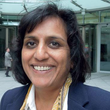 Ritula Shah