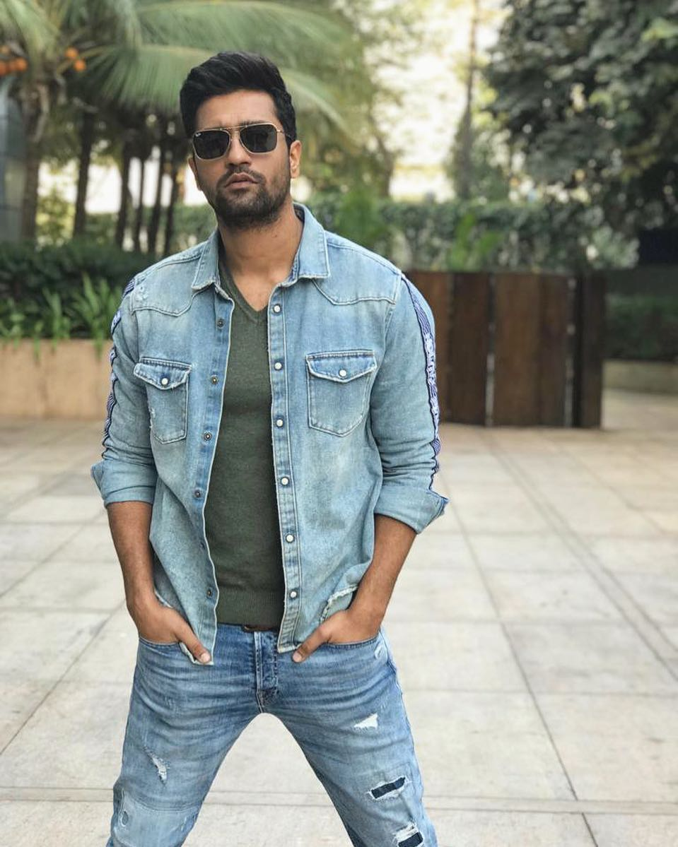 Image instagrammed by Vicky Kaushal