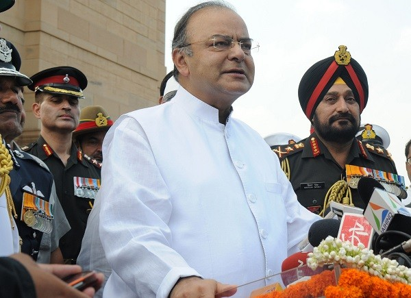 Indian Minister Arun Jaitley Returns From US After Medical ...