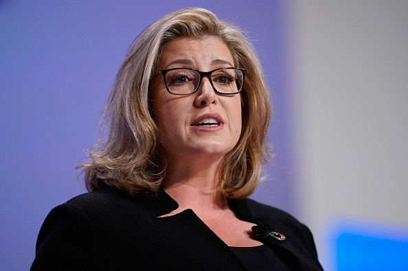 Penny Mordaunt (Photo by Christopher Furlong/Getty Images)