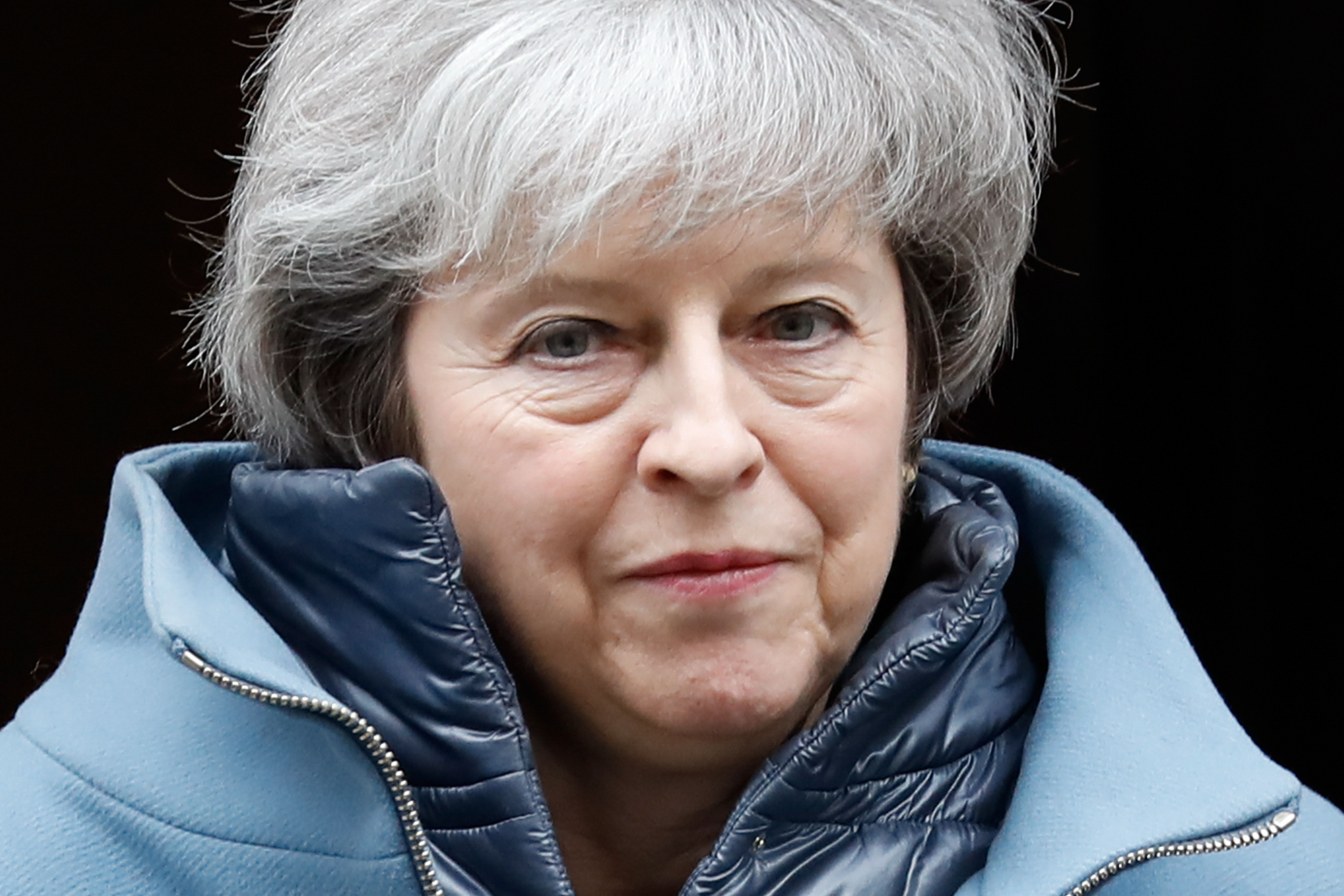 Prime minister Theresa May  (Photo: Tolga Akmen/AFP/Getty Images)
