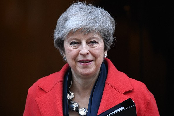 Prime minister Theresa May (Photo by Leon Neal/Getty Images)