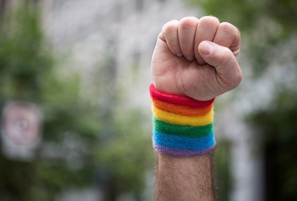 A programme that promotes LGBT equality and challenges homophobia in primary schools has caused concern. (Photo: JOSH EDELSON/AFP/Getty Images)
