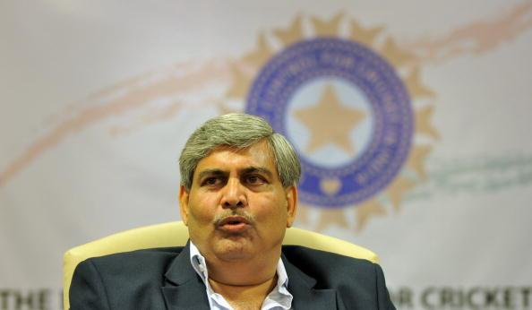 International Cricket Council chairman Shashank Manohar (Sajjad Hussain/AFP/Getty Images)