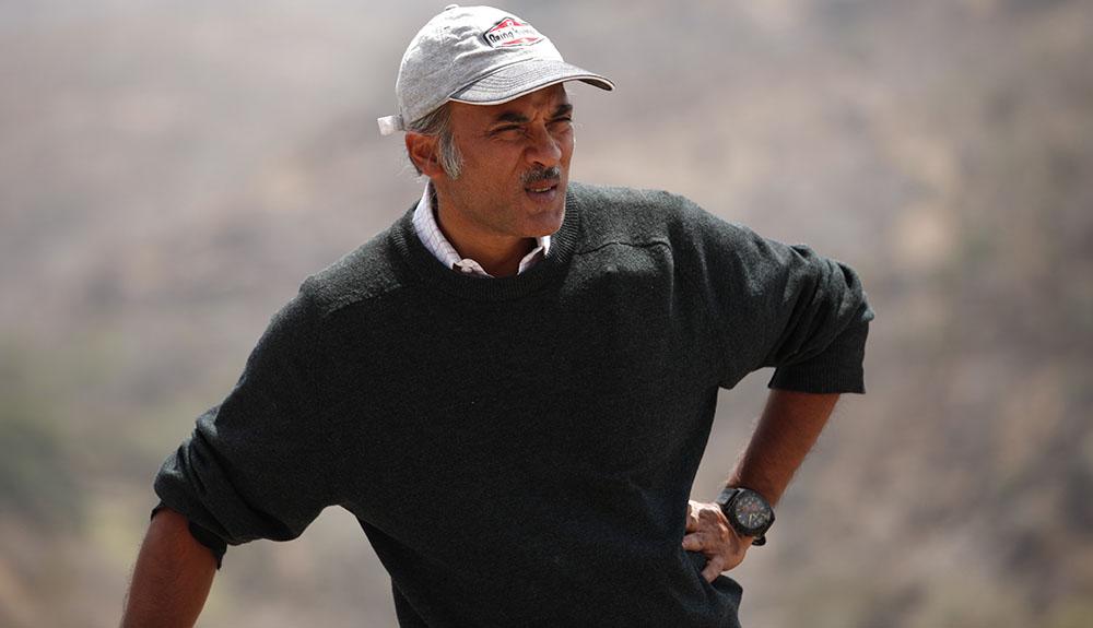 Filmmaker Sooraj Barjatya