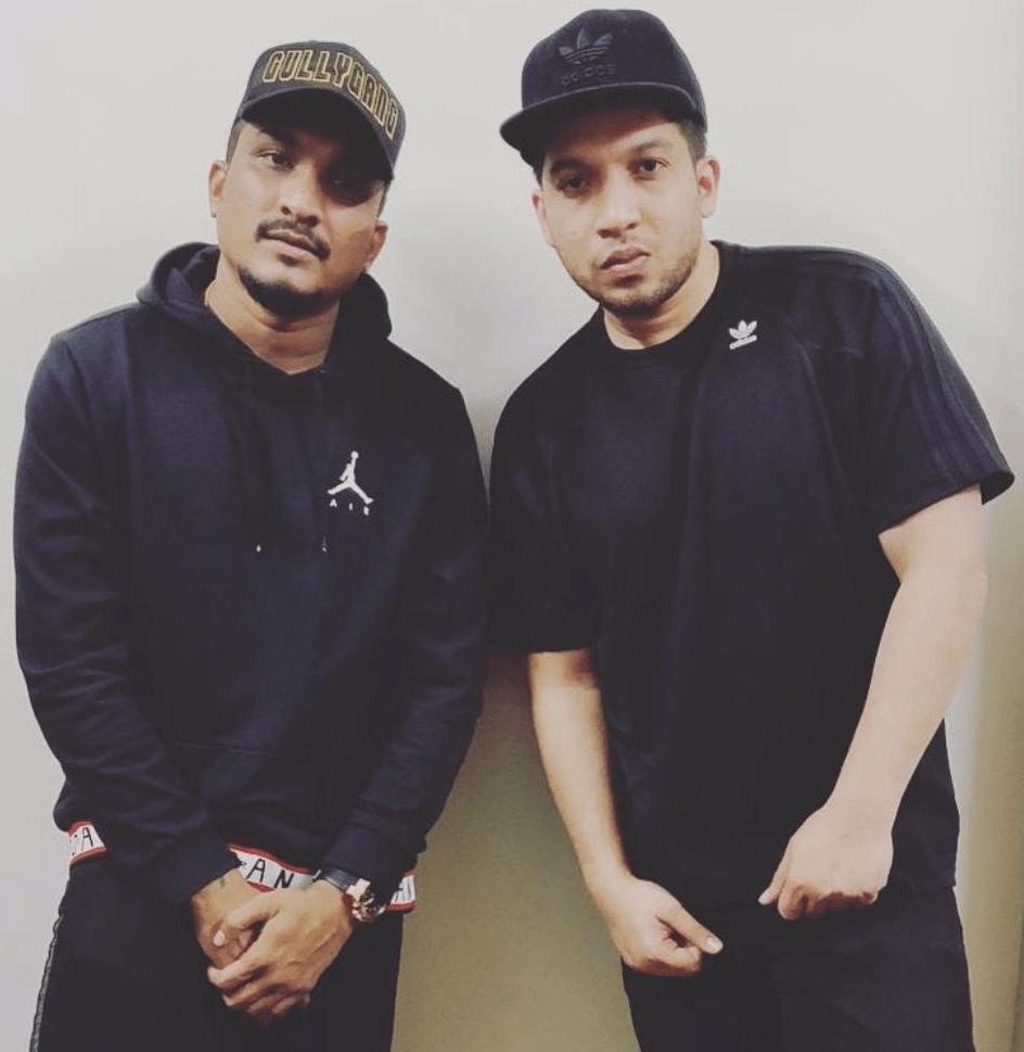 Divine and Naezy