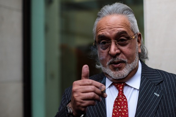Mallya has two weeks to lodge a permission to appeal in the high court after Javid signed off on his extradition order (Photo: Jack Taylor/Getty Images).