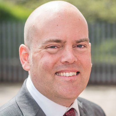 Angry parents are accusing assistant headteacher Andrew Moffat of promoting LGBT causes without their consent at Parkfield Community School. (Photo: Twitter)