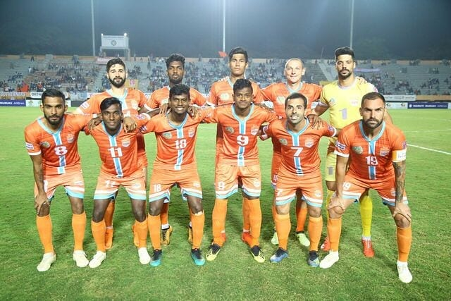 Chennai City has only been in existence in India's I-League for three years. (Photo: Facebook)