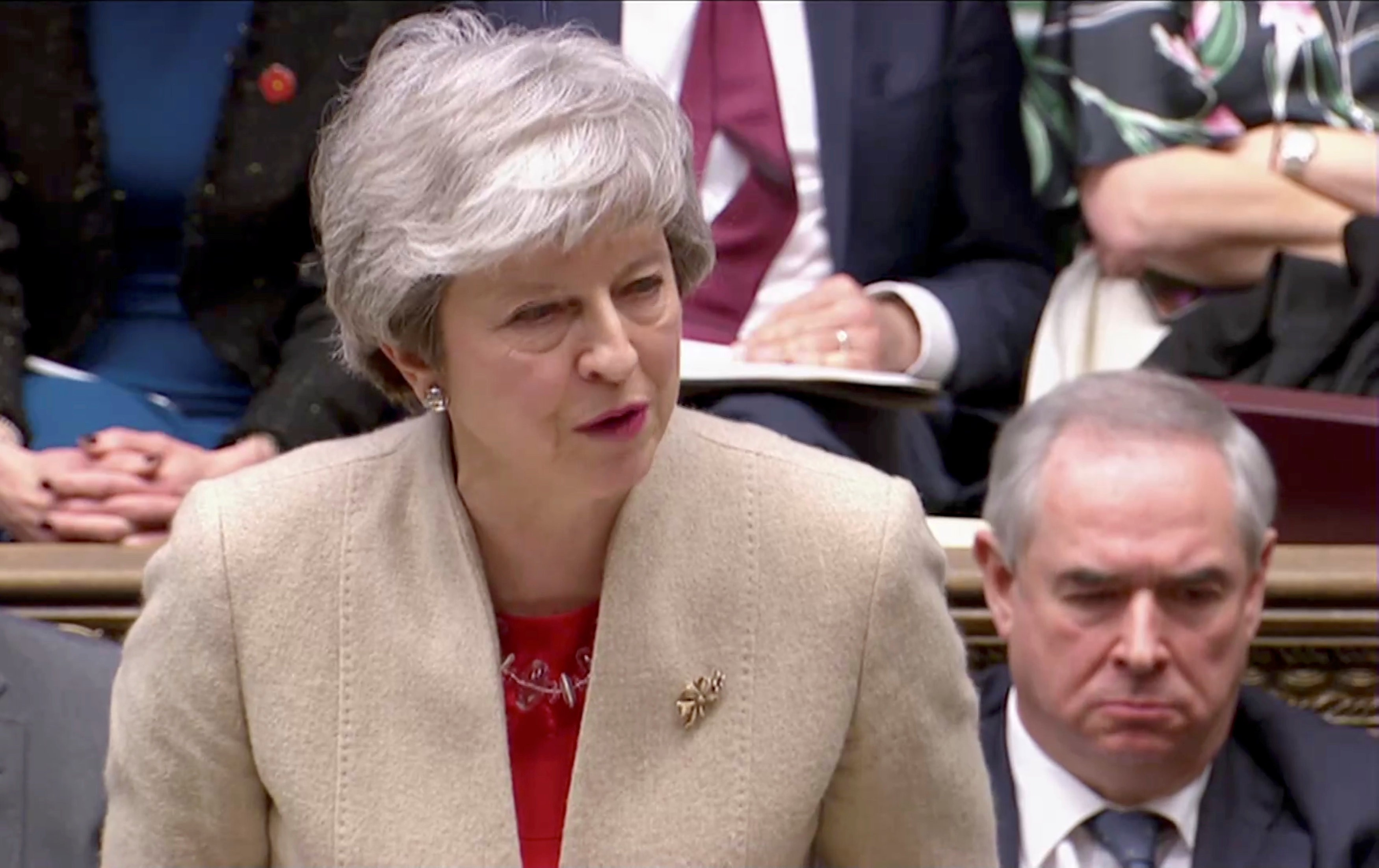 British lawmakers have rejected Prime Minister Theresa May's divorce deal for the third time (Pic credit: Reuters)