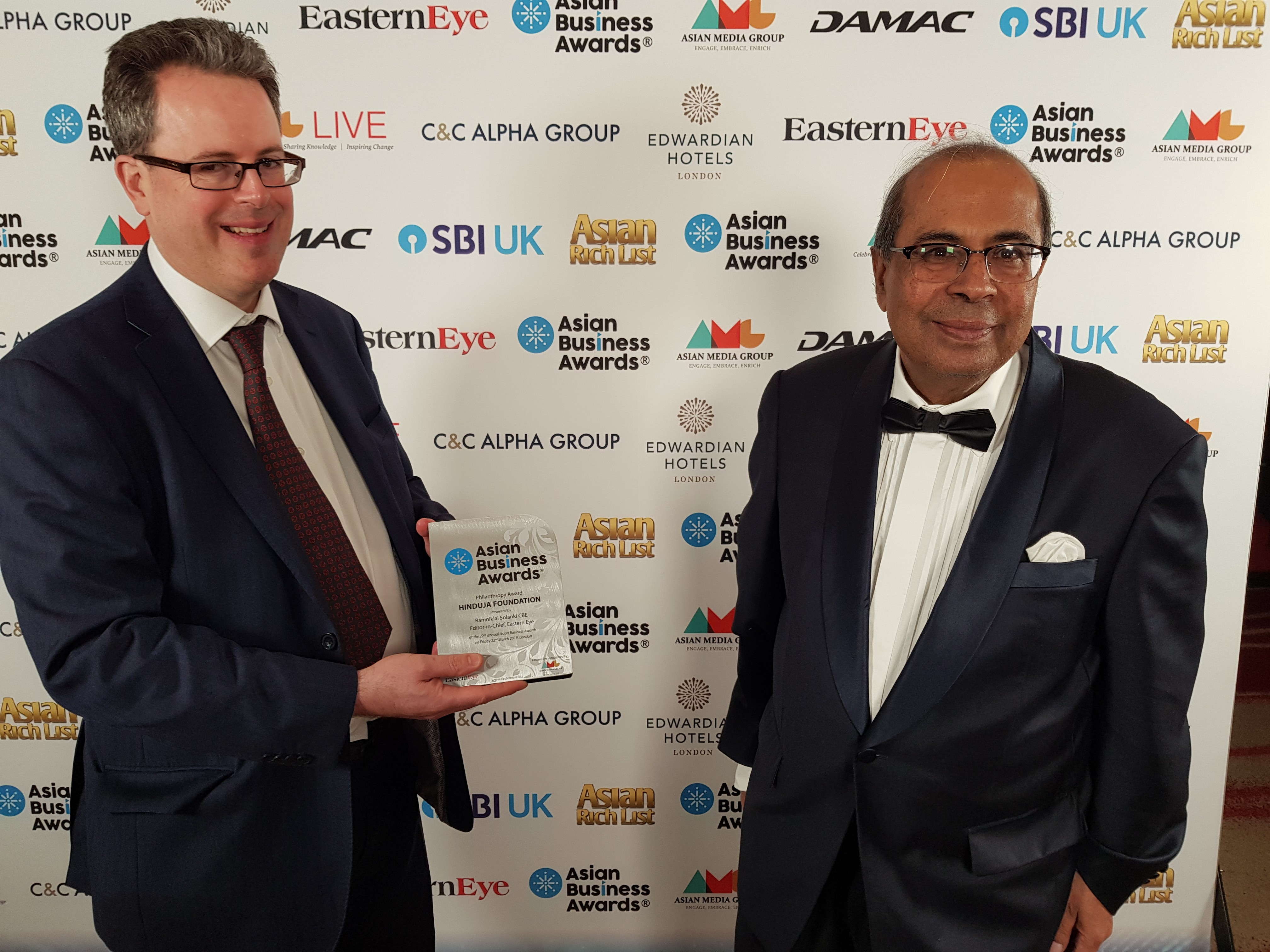 CareTech wins top prize at Asian Business Awards