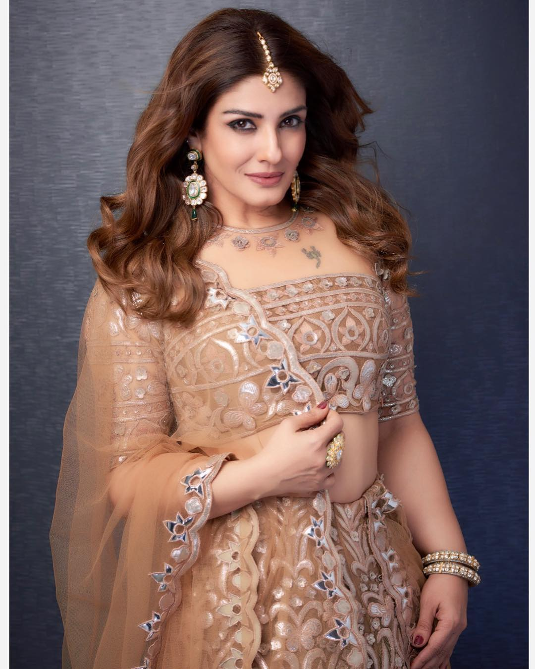 Image instagrammed by Raveena Tandon