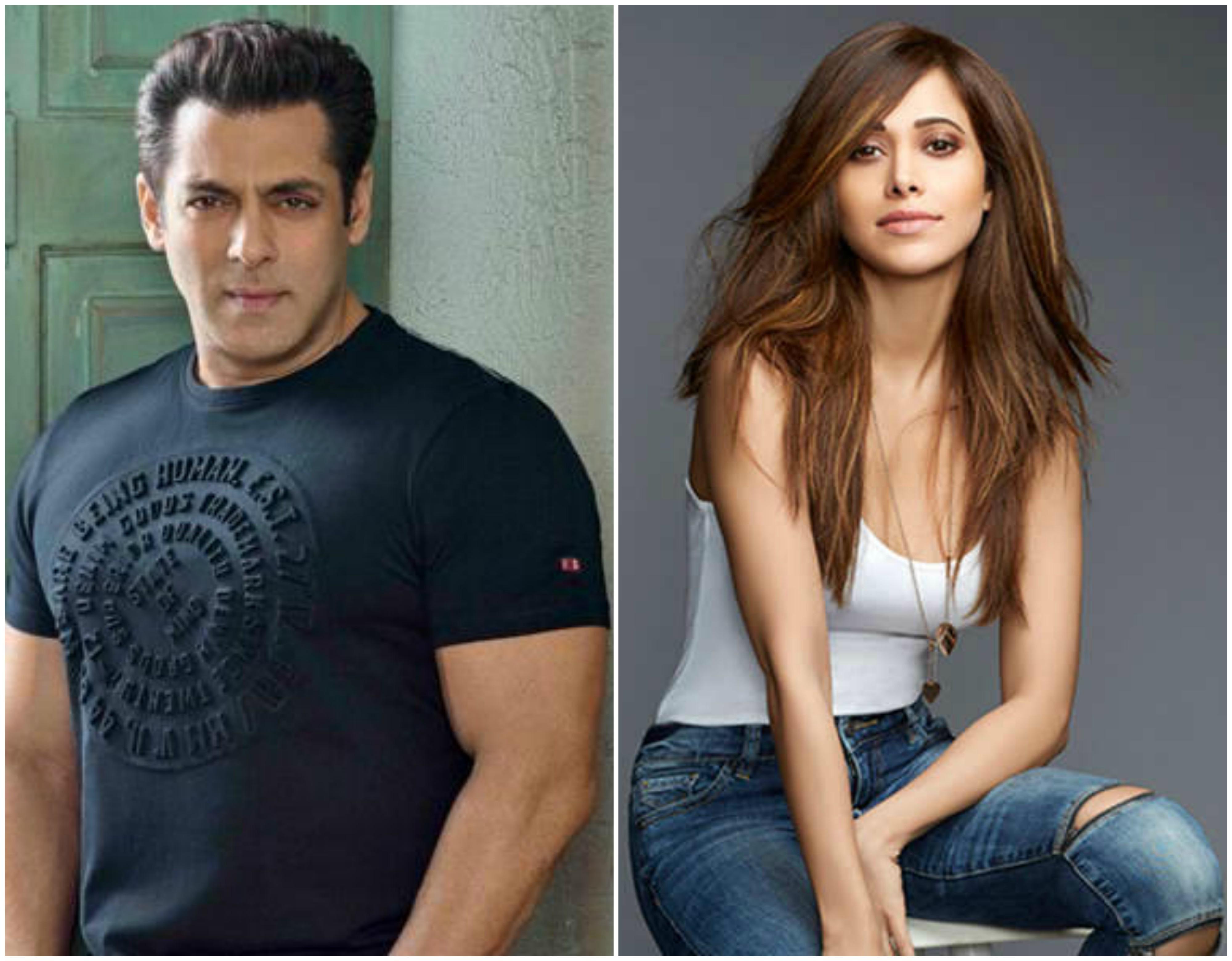 Salman Khan & Nushrat Bharucha