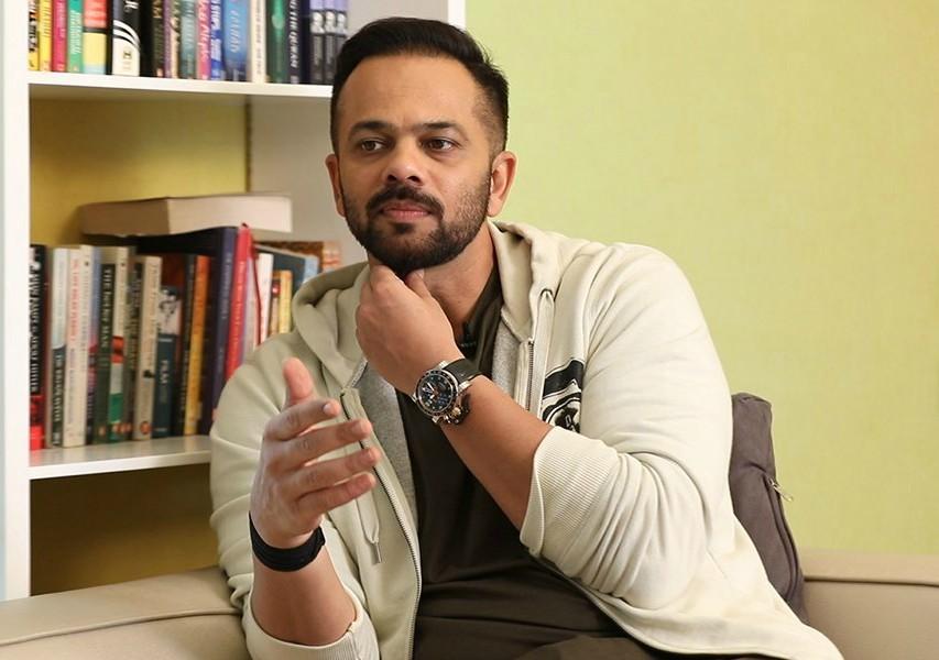 Filmmaker Rohit Shetty