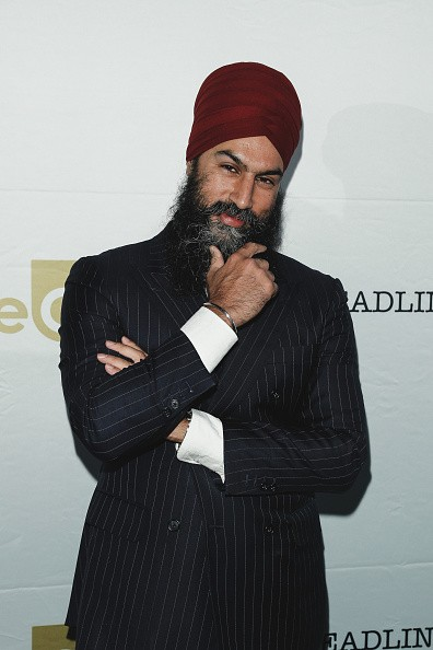 Jagmeet Singh (Photo by Brian de Rivera Simon/Getty Images for eOne)