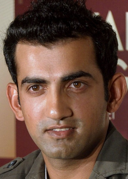 Former Indian cricketer Gautam Gambhir  (Photo: MANPREET ROMANA/AFP/Getty Images)