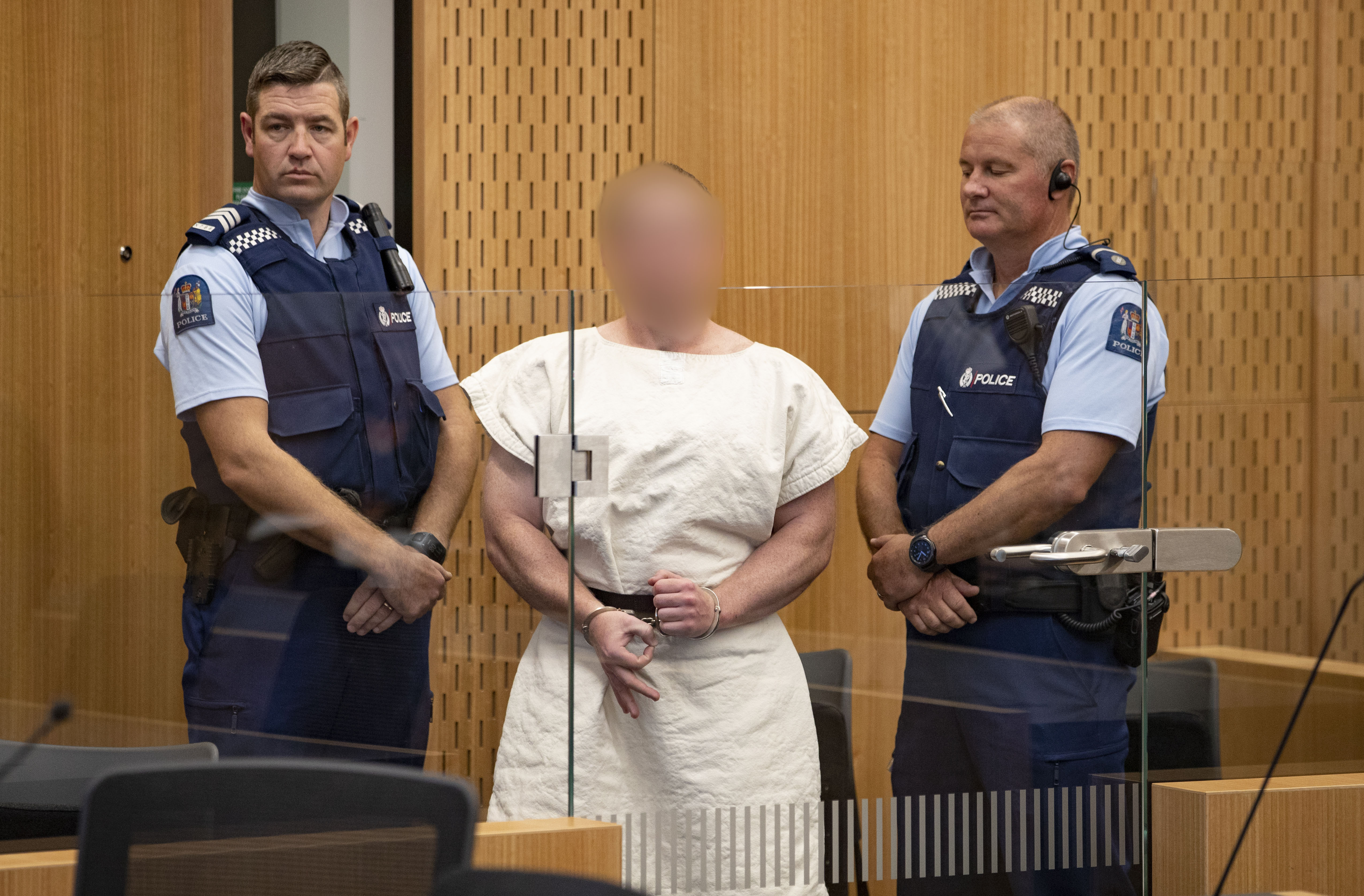 Christchurch attacker supposed to proceed rampage when arrested