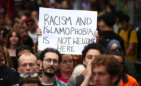 Racism is on the rise in the UK (Photo by Scott Barbour/Getty Images)