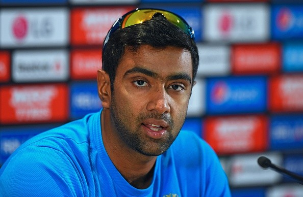 Ravichandran Ashwin (Photo: GREG WOOD/AFP/Getty Images)