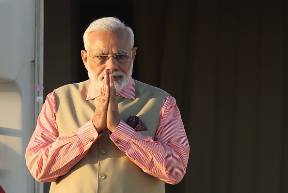 Indian prime minister Narendra Modi (Photo by Sean Gallup/Getty Images)