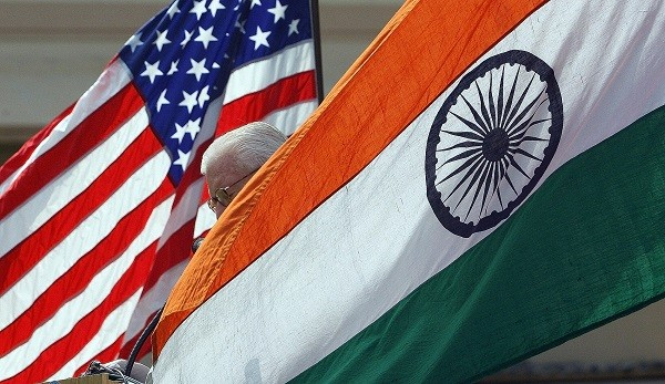 The talks involved Indian foreign secretary Vijay Gokhale and Andrea Thompson, the US undersecretary of state for arms control and international security (Photo: INDRANIL MUKHERJEE/AFP/Getty Images).
