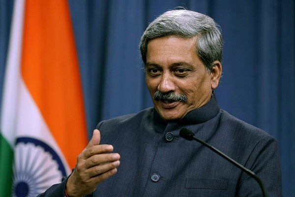 A technocrat turned politician, 63-year-old Parrikar was a senior member of the ruling Bharatiya Janata Party (BJP) (Photo: Chip Somodevilla/Getty Images).