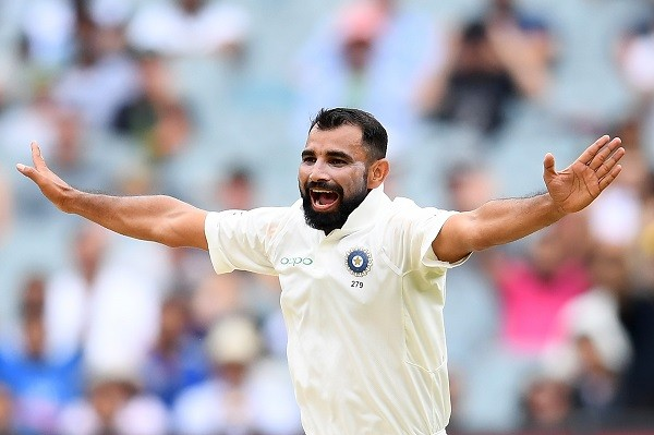 Shami, who is expected to lead India's pace attack in the upcoming cricket World Cup in England and Wales, has been locked in a protracted legal battle with Hasin Jahan since March 2018 (Photo: Quinn Rooney/Getty Images).