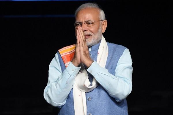 Indian prime minister Narendra Modi (Photo: MARTIN BERNETTI/AFP/Getty Images).