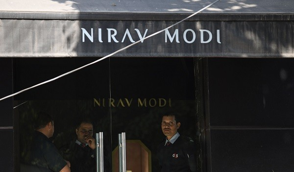 India's external affairs ministry spokesperson Raveesh Kumar noted that there was no delay in his arrest and that action was taken on completion of certain processes (Photo: SAJJAD HUSSAIN/AFP/Getty Images).