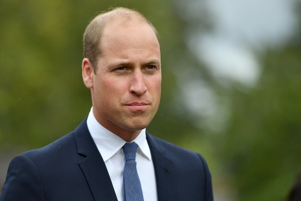 Prince William (Photo: Anthony Devlin/Getty Images).