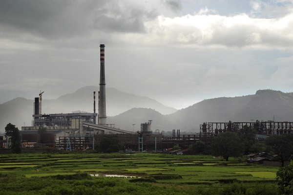 The Tamil Nadu state government ordered the smelter shut permanently on May 28 last year after bloody protests at the plant in the city of Thoothukudi culminated in police opening fire on demonstrators (Photo: STRDEL/AFP/Getty Images).