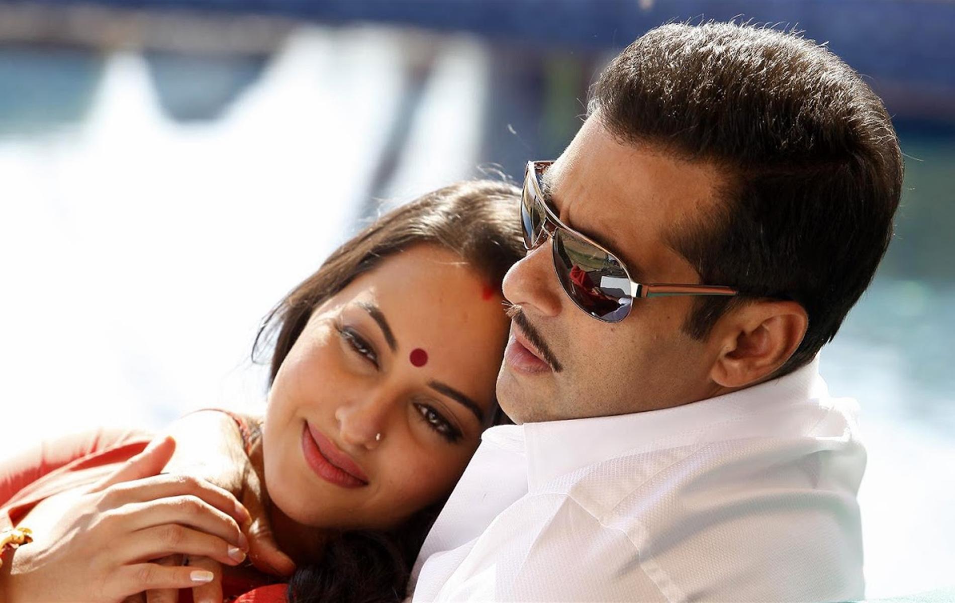 Salman Khan & Sonakshi Sinha