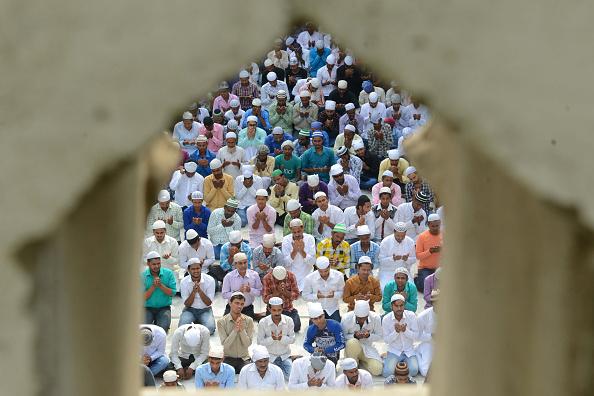 India is grappling with paucity of meningitis vaccines for Haj pilgrims(Photo: NARINDER NANU/AFP/Getty Images)