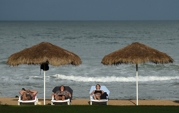 Tourism accounts for about five per cent of Sri Lanka's economy, with India, Britain and China being the main markets. (Photo: ISHARA S. KODIKARA/AFP/Getty Images)