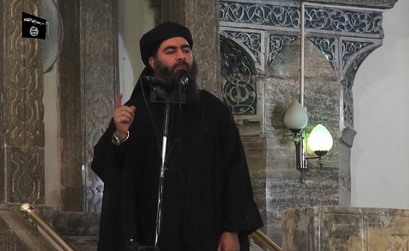 Abu Bakr al-Baghdadi (Photo: AFP/Getty Images)