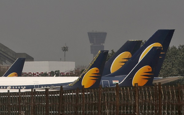 It has had to ground most of its fleet, while oil companies are tightening fuel supply terms despite efforts by the airline's lenders to find a new investor to bail out the cash-strapped carrier (Photo: REUTERS/Francis Mascarenhas).