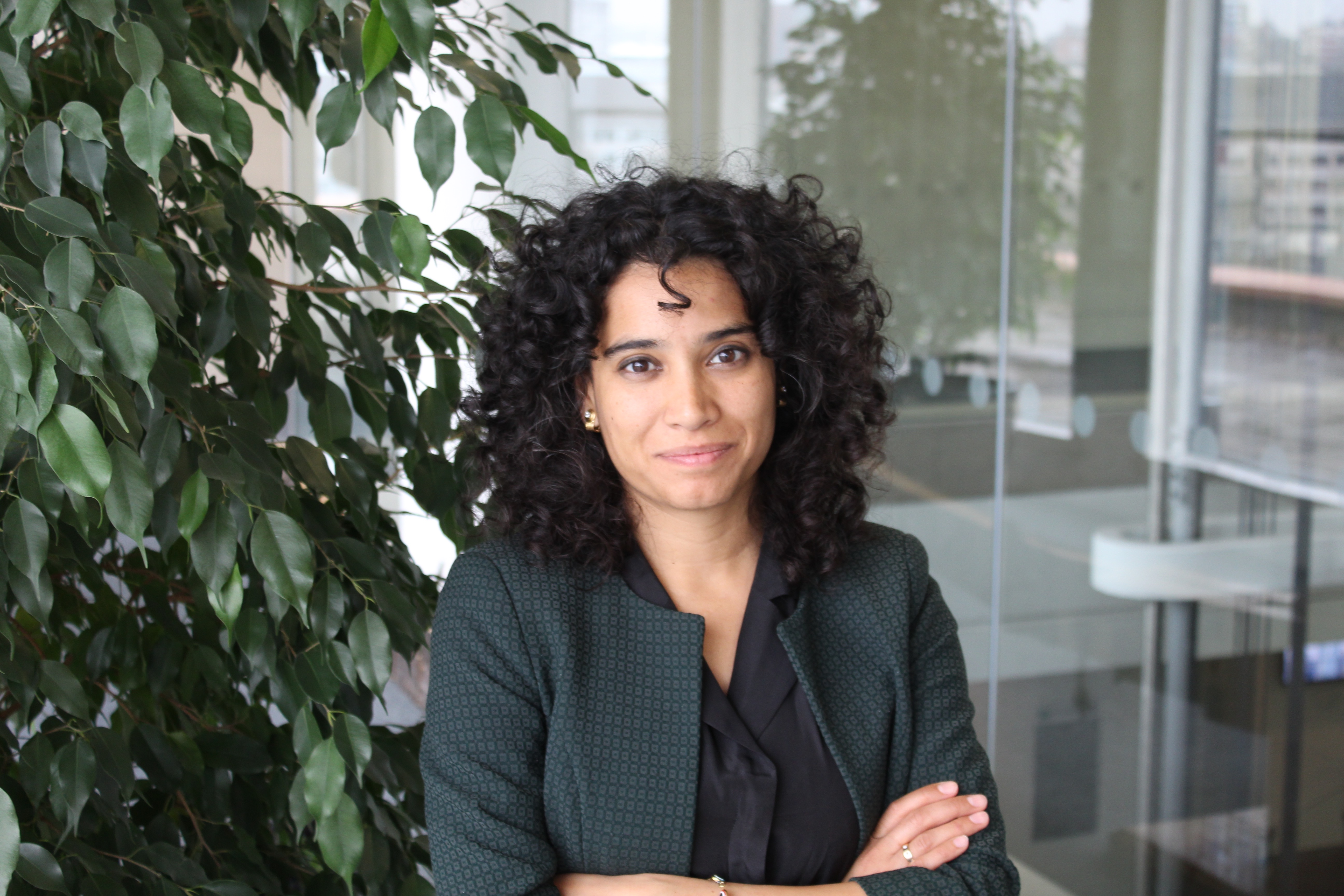 RECRUITMENT DRIVE: Anjuli Pandit, UK head of corporate sustainability/primary sustainability manager at BNP Paribas, wants to see more women working in the sector