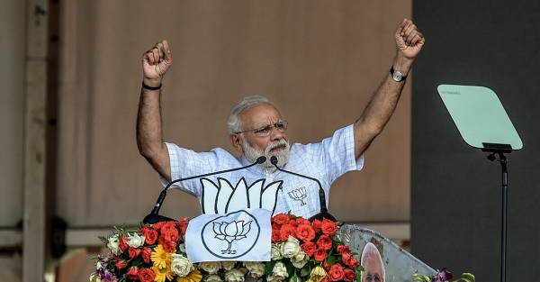 Narendra Modi (Photo: Atul Loke/ Getty Images).