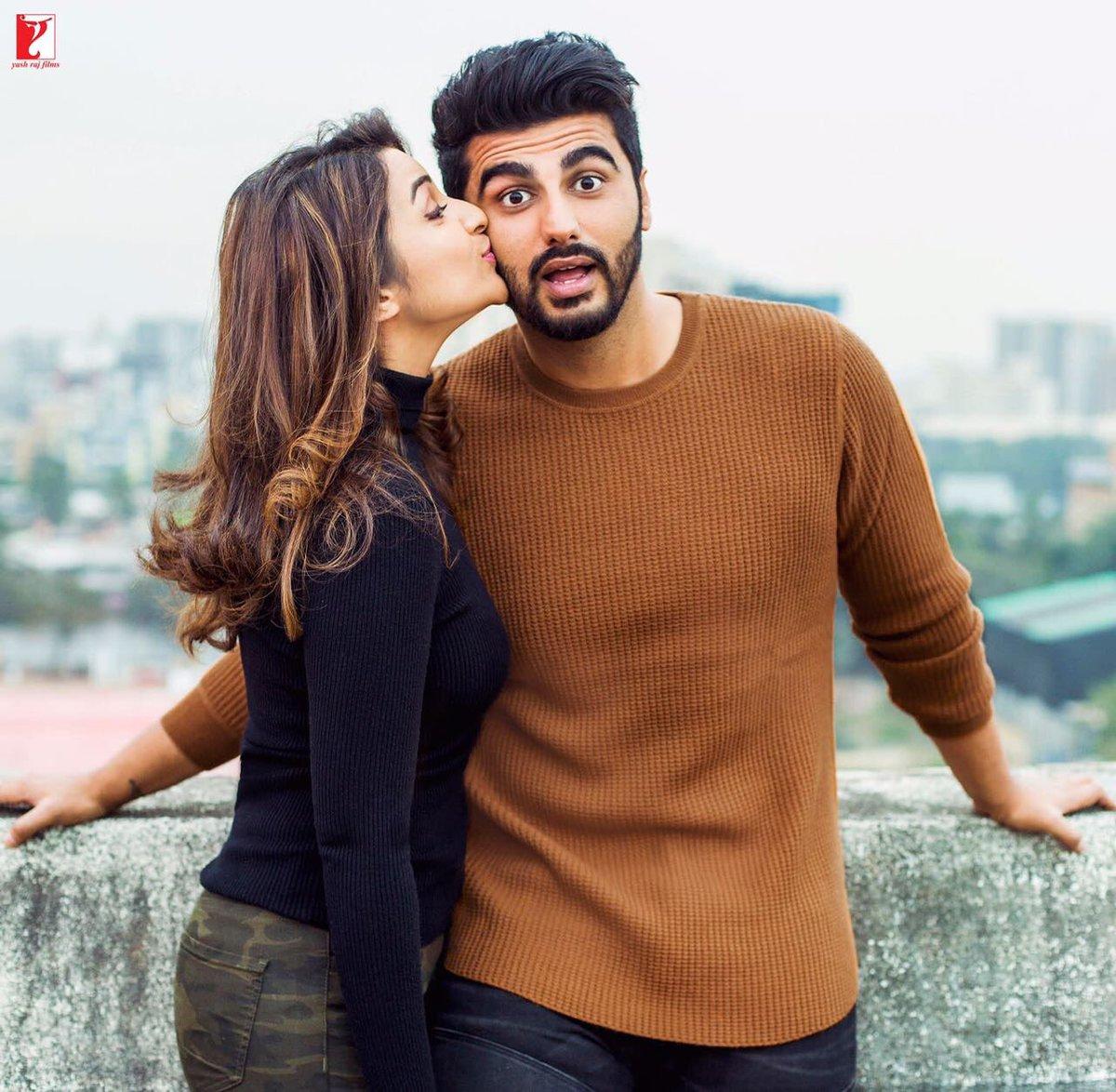 Parineeti Chopra & Arjun Kapoor