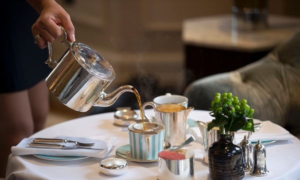 """Typhoo's move comes in the wake of advocacy group Traidcraft Exchange's """"Who picked my tea?"""" campaign, begun last year to improve working conditions and low pay in Assam, India, where most British tea is grown (Photo: JUSTIN TALLIS/AFP/Getty Images)."""