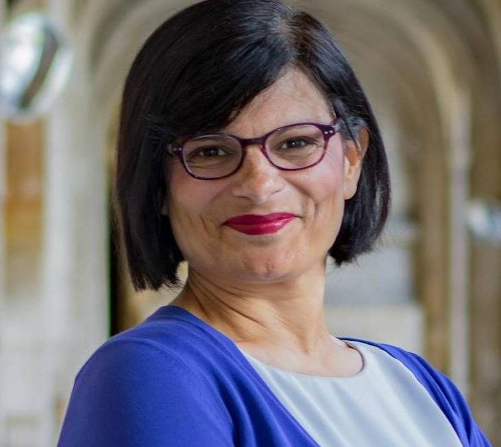 Labour MP Thangam Debbonaire (Photo: Facebook)