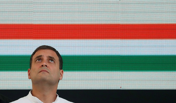 Rahul Gandhi (Photo: REUTERS/Adnan Abidi)