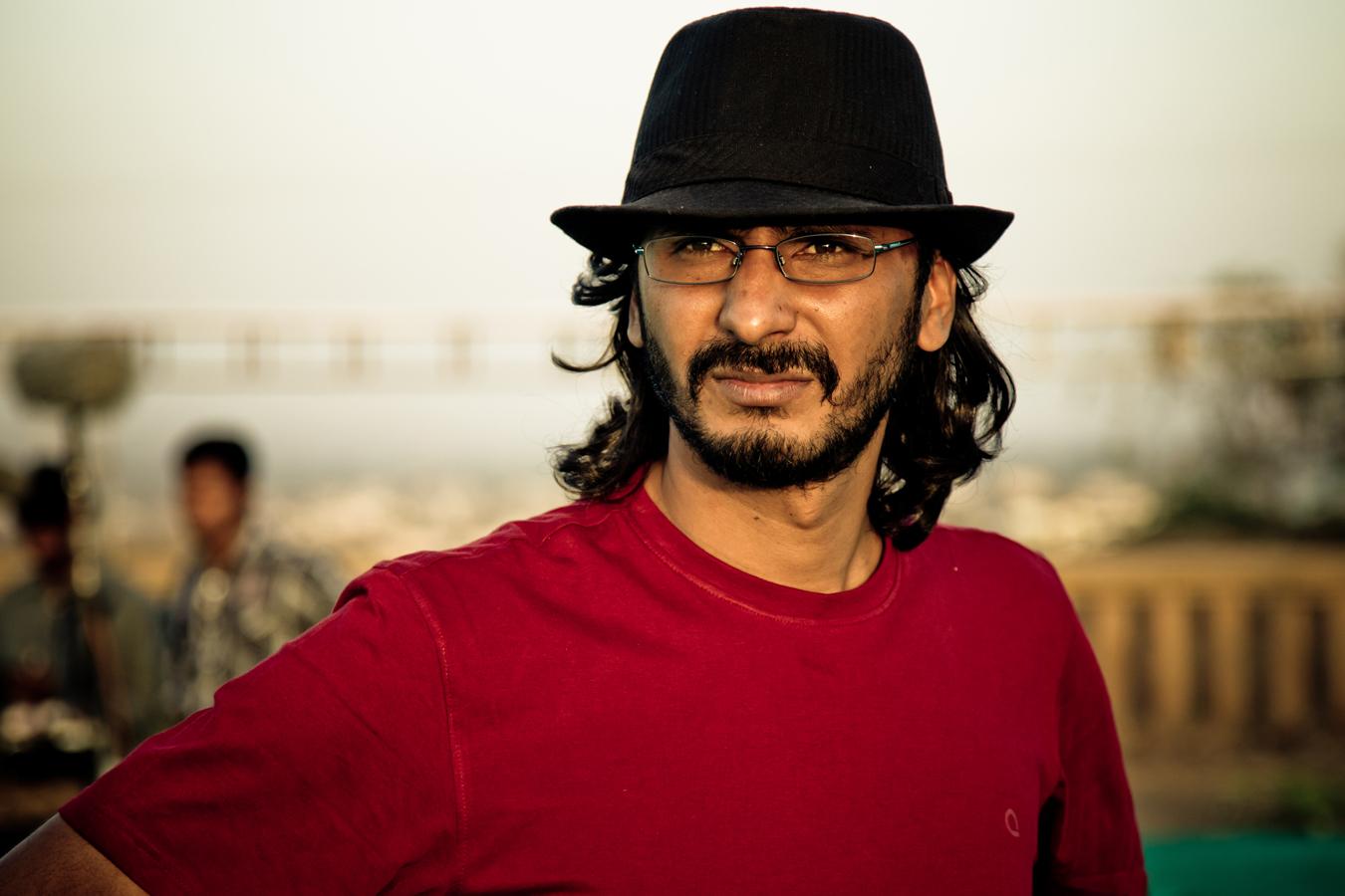 Filmmaker Abhishek Chaubey