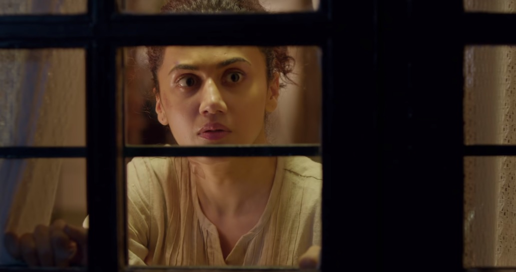 Teaser of Taapsee Pannu's Game Over is damn intriguing - EasternEye