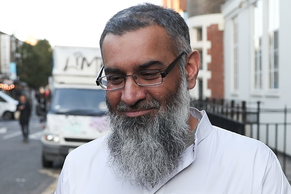 Radical cleric Anjem Choudary (Photo: DANIEL LEAL-OLIVAS/AFP/Getty Images)